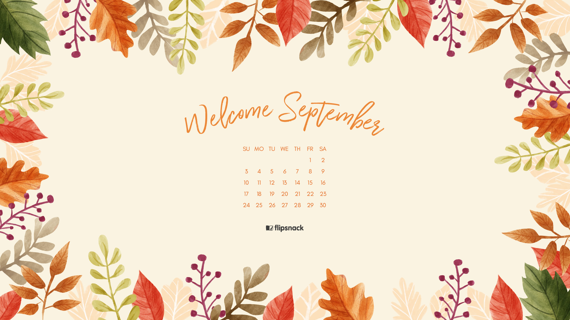 september 2017 wallpaper download calendar